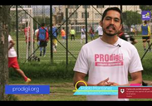 En TIC confío y Fundación Prodigii aconsejan a los jóvenes deportistas